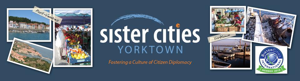 Sister Cities Yorktown